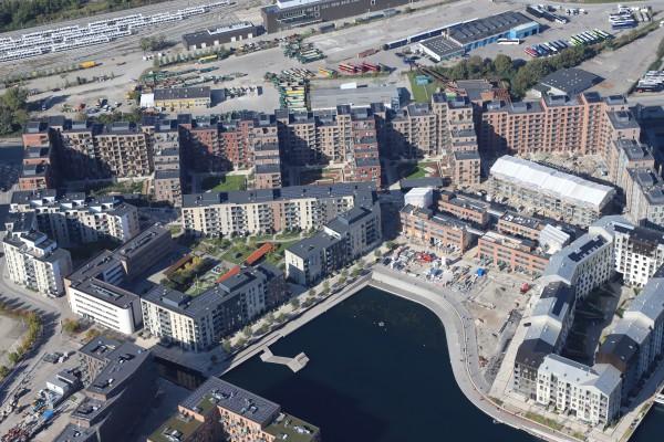 Frederiks Brygge – Vasbygade Danmarks største boligprojekt